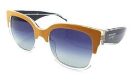 Burberry Sunglasses BE 4271F 3733/4L 56-21-145 Ocher Transparent / Gradi... - $105.06