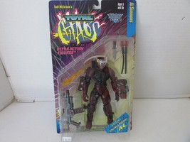 McFarlane Toys 90138Total Chaos Series 1 AL SIMMONS RED AMOR  Action Fig... - $13.66
