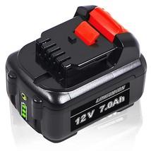 Upgrade | 7.0Ah 12V Replacement Battery For Dewalt 12V Max Cordless Po - $49.99