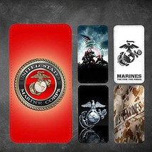 US Marine Corps iPhone Wallet cas Cover X/XS, XR, XS Max XSMAX 3 - $17.63
