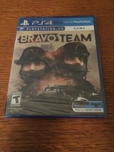 Bravo Team [ PS VR Game / PSVR ]  (PS4) NEW - $32.62