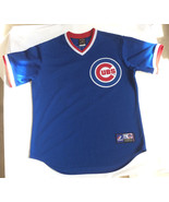 Ron Santo Chicago Cubs Majestic Cooperstown Collection Player Jersey Men... - $32.67