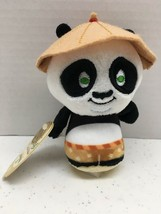Hallmark Itty Bittys Kung Fu Panda 3 PO Limited Edition  Plush New with Tag - $6.99