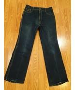 Vtg 80s Jordache Jeans Tag Size 34L Actual Measured Size 32-31 Men's or ... - $54.40