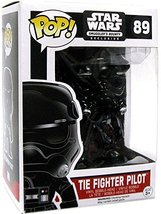 Star Wars Tie Fighter Pilot POP! Figure Smugglers Bounty Exclusive 89 by... - $24.99