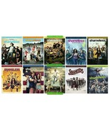 Shameless Complete Series Season 1 2 3 4 5 6 7 8 9 & 10 DVD Collection S... - $79.00