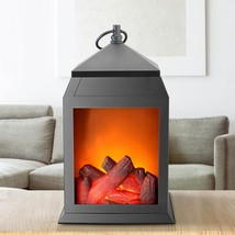 Led Fireplace Lantern - $30.49