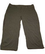 Colombia Omni Shield Advanced Repel Women's Hiking Capris Crop Pants Gra... - $22.52