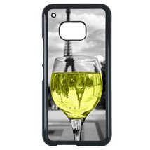 Coloful wine with Paris HTC desire 816 case Customized Premium plastic w... - $11.87