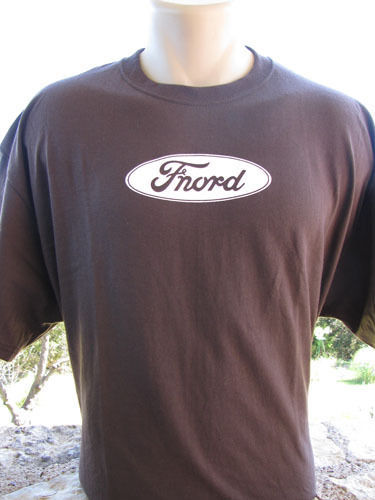 Fnord T-Shirt Robert Anton Wilson Illuminatus Trilogy