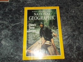 National Geographic Magazine September 1997 China's three Gorges - $2.99
