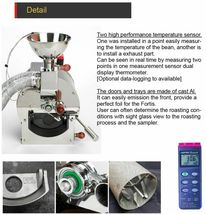 Kaldi Fortis Coffee Bean Roaster Professional Tool image 4
