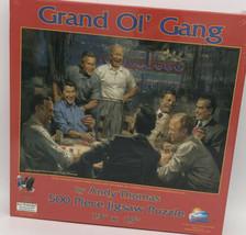 Grand Ol' Gang By Andy Thomas Presidential 500 Piece Puzzle Reagan Bush ... - $18.69