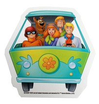 Scooby Doo Mystery Machine STICKER - Decal Hanna Barbera Cartoon SE318 - $7.87