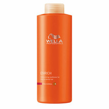 Wella Professionals Enrich Fine Conditioner 1000ml - $135.01