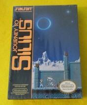 Journey to Silius (Nintendo Entertainment System, 1990) - $1,583.01