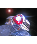 HAUNTED RING HIGHEST ORDER OF WITCHES REVERSAL OF LOST LOVE DARK EXTREME... - $377.77