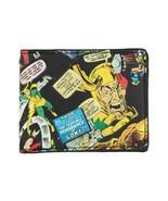 Marvel Thor Loki Bi-Fold Wallet Avengers Comic - NWT - $8.40