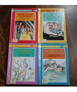 Mummy's Secret Old Mansion Slippery Sharks Gold Mine Hardback Book lot 4... - $12.85