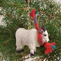 Conversation Concepts Mountain Goat Original Ornament - $10.99