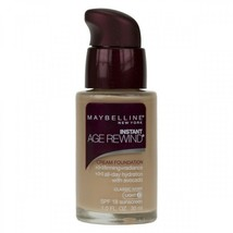 Maybellie Age Rewind Cream Foundation Sealed (CHOOSE YOUR SHADE) - $23.75