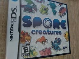 Nintendo DS Spore Creatures image 1
