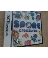 Nintendo DS Spore Creatures - $6.00