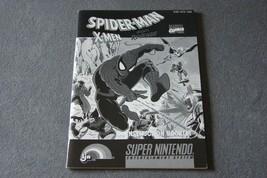 Super Nintendo SNES: Spider-Man X-Men Arcade's Revenge [Instruction Manual ONLY] - $6.00