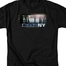 CSI NY t-shirt Crime Scene Investigation TV crime series graphic tee CBS128 image 3