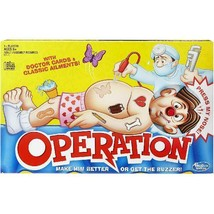 Classic Family Favorite Operation Game, Ages 6 & Up - $28.95