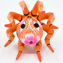 Handmade Alebrijes Oaxacan Copal Wood Carving Painted Folk Art Octopus Figurine image 6
