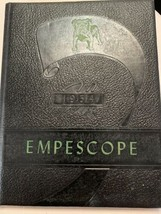 Mary Person High School Yearbook  (Forsyth, GA) Empescope 1954 - $39.53