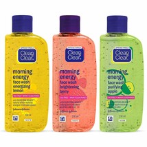 Clean & Clear Morning Energy Facewash, 100ml (Pack of 3) - $41.36