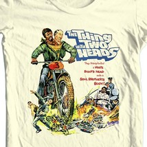 The Thing With Two Heads T-shirt classic B-Movie sci fi Grindhouse film tee image 1