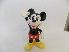 Disney Vintage Mickey Mouse Waving Figurine  - $22.00