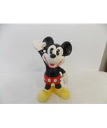 Disney Vintage Mickey Mouse Waving Figurine  - $22.00