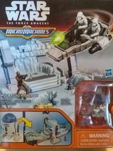 Star Wars The Force Awakens Micro Machines Toy NIB - $18.69
