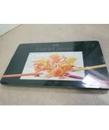 Faber-Castell Polychromos Colour Pencils Tin Set of 60 Assorted Colours - $85.50