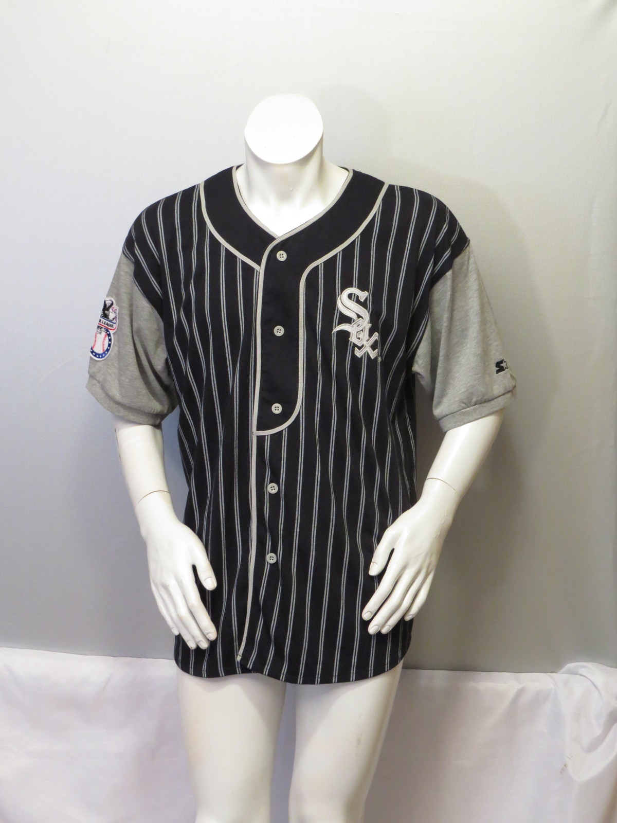 92acd4fe8 Chicago White Sox Jersey (VTG) - Pin Stripe and 50 similar items
