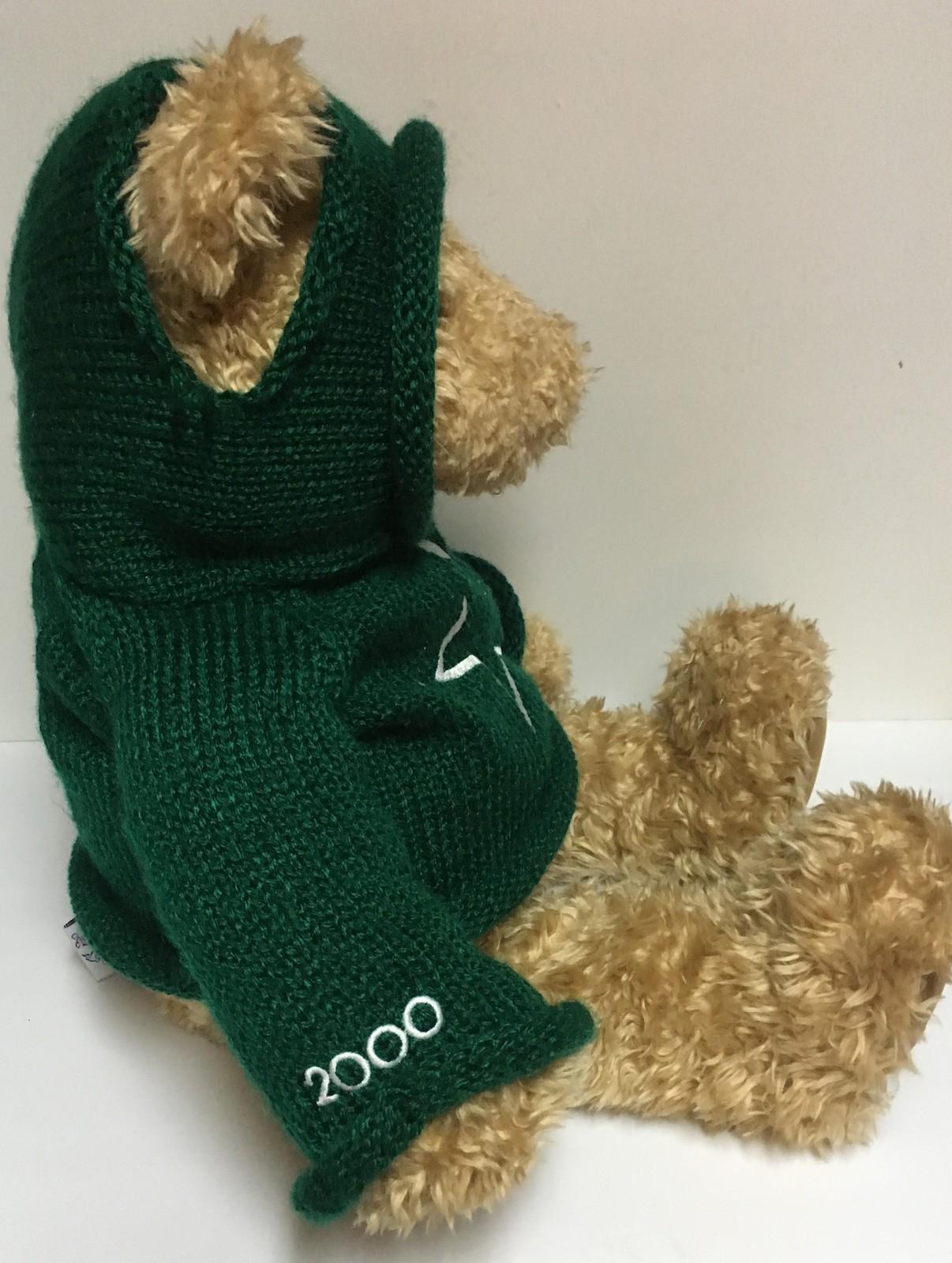 """Gund Millennial 2000 HOPE Teddy Bear 25"""" Free Shipping"""