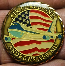 Air Force One Andrews Air Force Base Maryland President Of The USA 45.5m... - $32.62