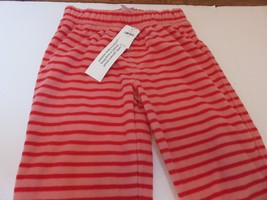 Gapkids Girls Fleece Striped Pajama Pants 10 NWT - $16.78