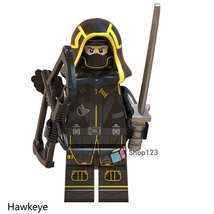 New Hawkeye Marvel Superhero Avengers Endgame Lego Minifigures Toy Gift ... - $1.99