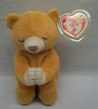 "Ty Beanie Babies Hope The Praying Teddy Bear 5"" Stuffed Animal Toy New - $14.85"