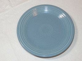 """Fiesta Homer Laughlin China Co Made in USA bread plate 7 1/4"""" Perriwinkl... - $13.36"""