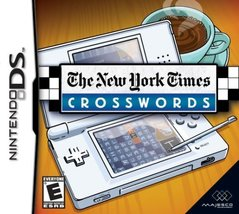 New York Times Crosswords - Nintendo DS [video game] - $4.99