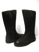 UGG ELLY WOMEN TALL BOOTS LEATHER STOUT US 9.5 / UK 8 /EU 40.5 - $128.69
