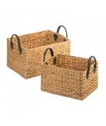 Wicker Storage Basket Duo - $41.20