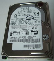 IBM DBCA-204860 Special 4.3GB Ver. 25L2713 2.5IN IDE Drive Tested Free U... - $29.95