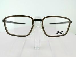 Oakley Spindle OX 3235-0352 Pewter/Dark Brown 52 x 18 137 mm Eyeglass Frames - $77.96